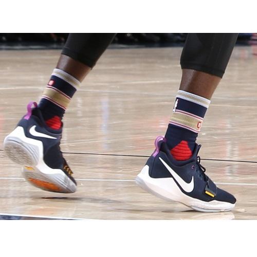 da99a8de6fe Jrue Holiday shoes  Nike PG 1