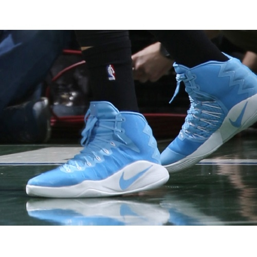 Nikola Jokic shoes