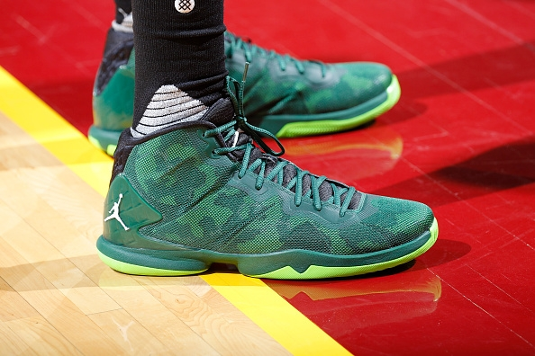 Other Sneakers Worn By Greg Monroe