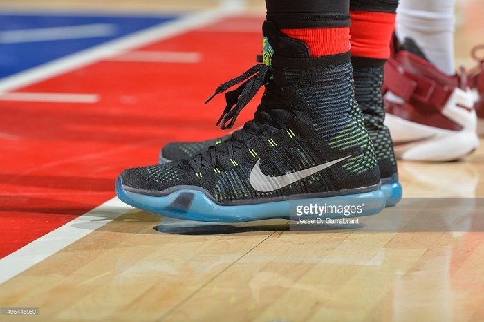Jahlil Okafor shoes