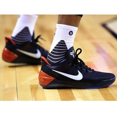 Norman Powell shoes