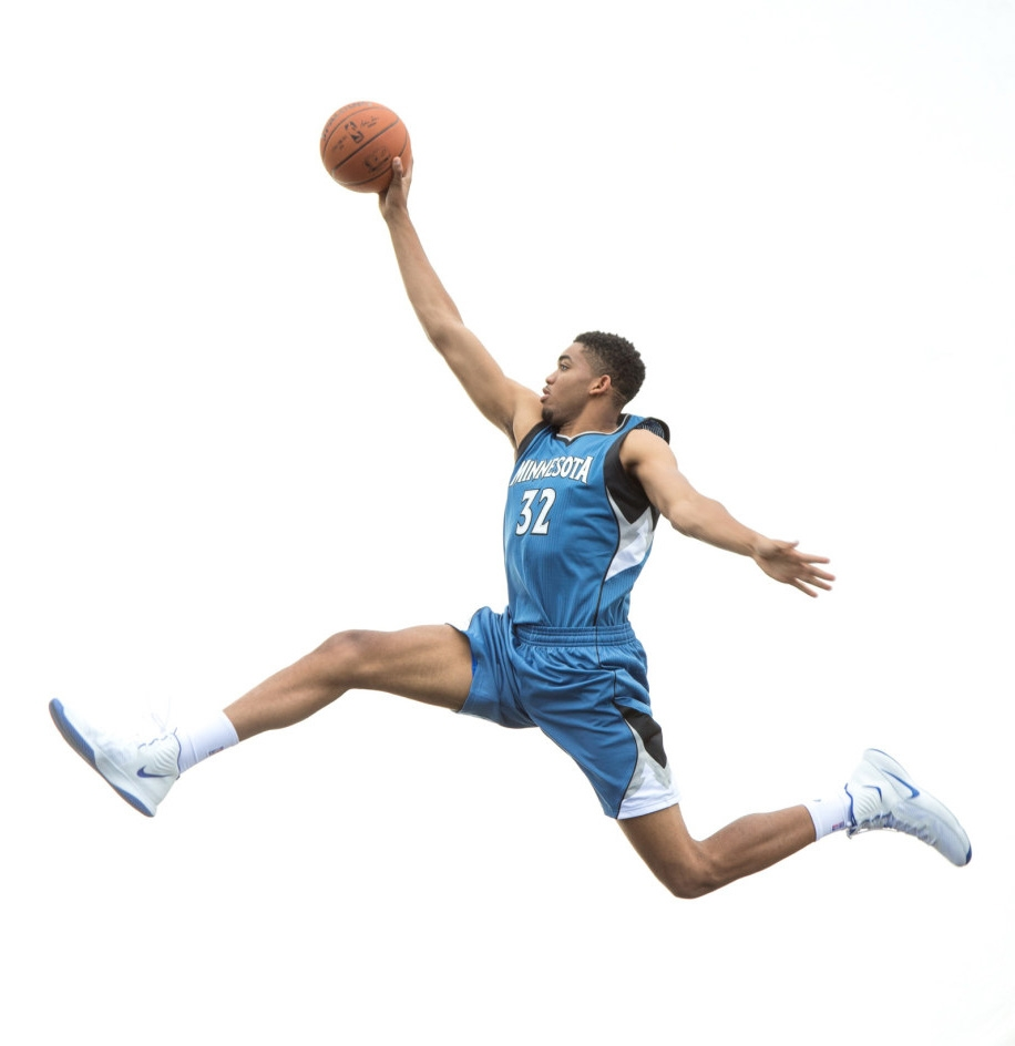 half off 1198f a35d1 ... Hyperdunk 2016  Other sneakers worn by Karl-Anthony Towns. Nike Zoom  Hyperfuse 2014 ...