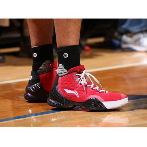 Evan Turner shoes