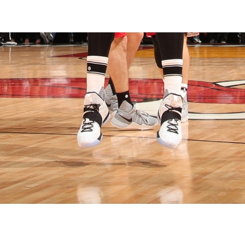 Hassan Whiteside shoes