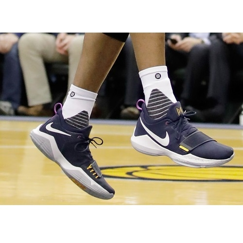 Thaddeus Young shoes