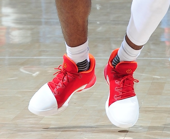 Taurean Prince shoes