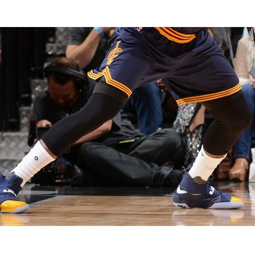 82f80ad16474 Other sneakers worn by Tristan Thompson. Tristan Thompson shoes. Nike  Lebron Soldier 10