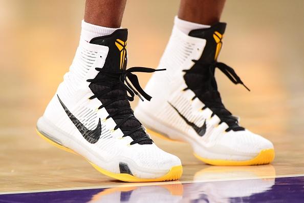 Kobe Bryant Shoes Size