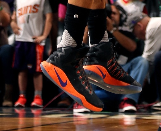 Tyson Chandler shoes