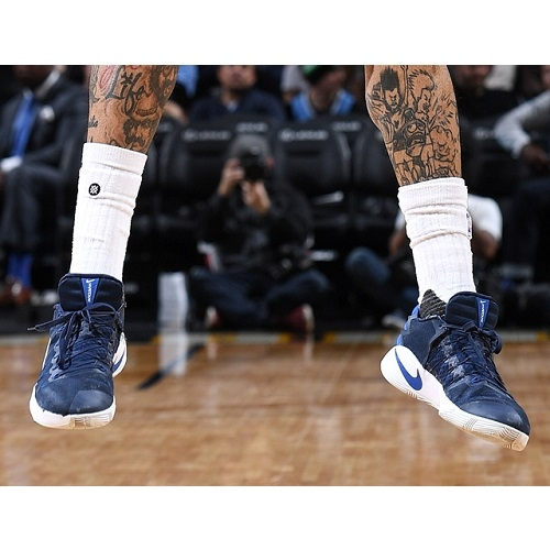 Wilson Chandler shoes