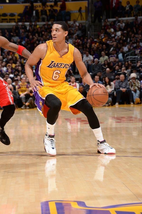 Cleveland Cavaliers Roster >> Jordan Clarkson shoes