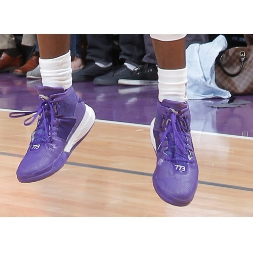 Darren Collison shoes
